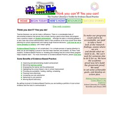 The TL Toolkit for Student Success Home