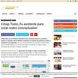 Cmap Tools ¡Tu asistente para crear redes conceptuales!