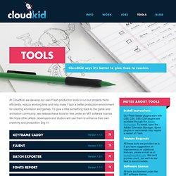 Tools - CloudKid