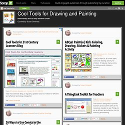 Cool Tools for Drawing and Painting