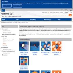 Outils - Eurostat