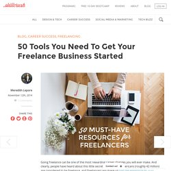 50 best tools for freelancers to start business