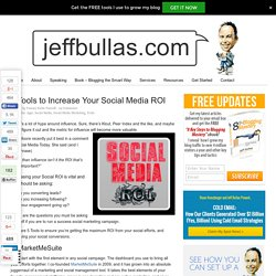 5 Tools to Increase Your Social Media ROI