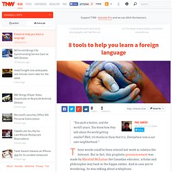 8 tools to help you learn a foreign language - TNW Apps
