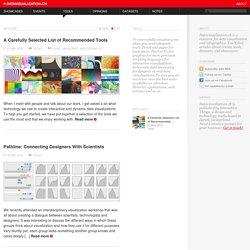 Tools on Datavisualization.ch