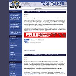 Tools-Plus Tool Talker BlogTools-Plus Tool Talker Blog »