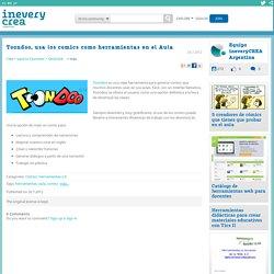 Toondoo, usa los comics como herramientas en el Aula - Inevery Crea Argentina