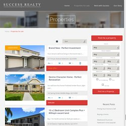 Real Estate Agents Toowoomba