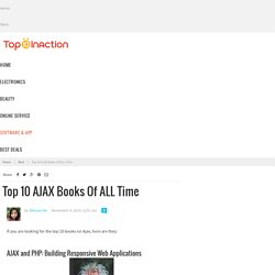 Top 10 AJAX Books Of ALL Time