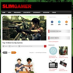 SlimGamer.com - Slim Means Nothing, Gaming Is Everything