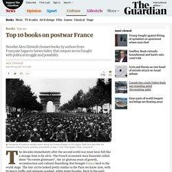Top 10 books on postwar France