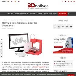 TOP 10 des logiciels 3D pour les débutants