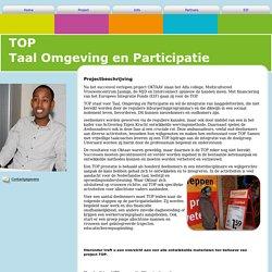 TOP Taal Omgeving en Participatie (woord voor woord)