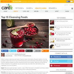 Top 15 Cleansing Foods