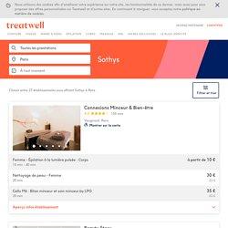 Top 15 Sothys à Paris - Treatwell