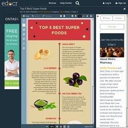 Top 5 Best Super foods