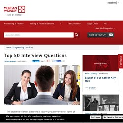 Top 50 Interview Questions