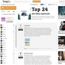 Top 36 des films spirituels, Tooply