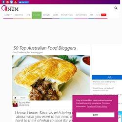Top 50 Australian Food