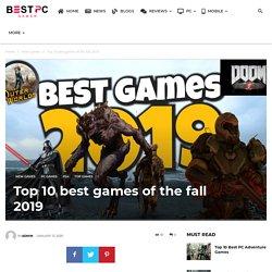 Top 10 best games Fall 2019