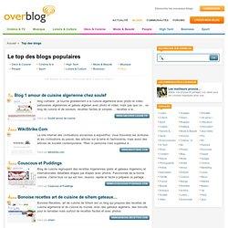TOP blog : Le Top des blogs francophones