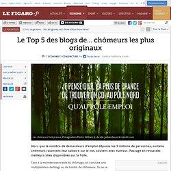 15/08 Le Top 5 des blogs de… chômeurs les plus originaux