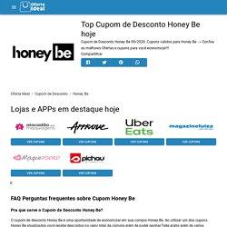Cupom de Desconto Honey Be