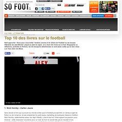 Top 10 des livres sur le football