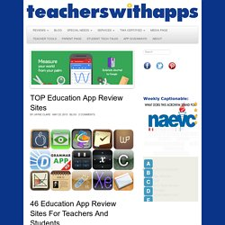 TOP Education App Review Sites