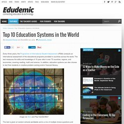 Top 10 Education Systems in the World