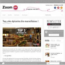 Top 3 des épiceries bio marseillaises !