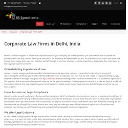 Find Cost-effective Corporate Law Firms in Delhi, India