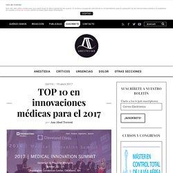 top-10-en-innovaciones-medicas-para-el-2017