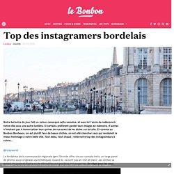 Top des instagramers bordelais