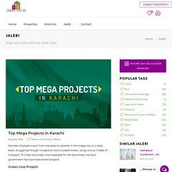 Top Mega Projects in Karachi