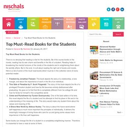 Top Must-Read Books for the Students