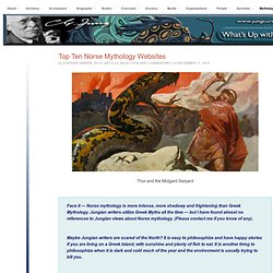 Top Ten Norse Mythology Websites