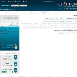 Top Option – انسحاب
