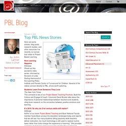 Top PBL News Stories