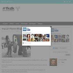 Top 50 Piores Blogs do Brasil 2008 « O Fim da Várzea - Flock
