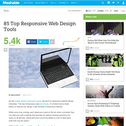 85 Top Responsive Web Design Tools - Vimperator