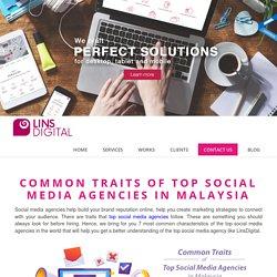 Top Social Media Agencies