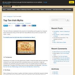 The Irish In Stories
