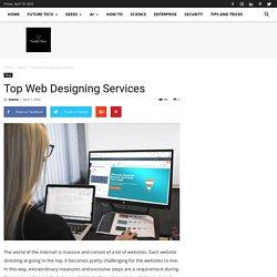 Top Web Designing Services