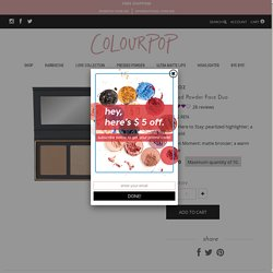 Topaz – ColourPop