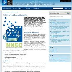 NNEC (Capacité réseaucentrique de l'OTAN)