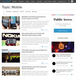 Engadget Mobile