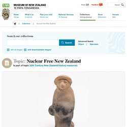 Topic: Nuclear Free New Zealand