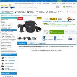 LOWEPRO Toploader Pro 65 AW en stock à prix discount