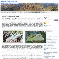 USGS Topographic Maps